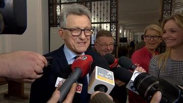 22-11-2017 11:21 Piotrowicz: poprawki PiS dotyczące ustaw o SN i KRS nie wprawiają w konsternację
