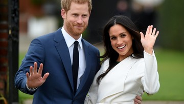 28-11-2017 20:50 Ślub księcia Harry'ego i Meghan Markle odbędzie się w maju