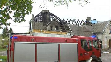 Wybuch w budynku wielorodzinnym. Dwie osoby ciężko ranne