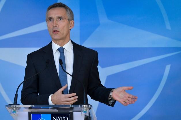 Szef NATO wzywa Rosję do wycofania sił ze wschodu Ukrainy