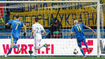 2016-11-12 El. MŚ 2018: Ukraina pokonała Finlandię