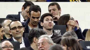 2015-10-22 Messi nie wie, kiedy wróci do gry