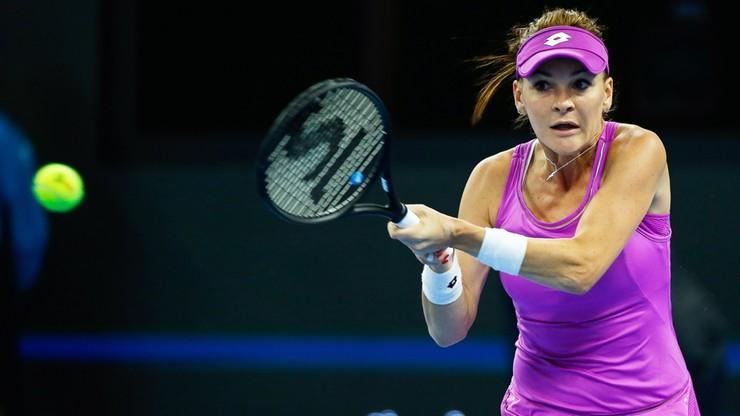 WTA w Pekinie: Radwańska odpadła w 1/8 finału