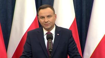 Prezydent Andrzej Duda podpisze ustawę o SN i nowelizację ustawy o KRS