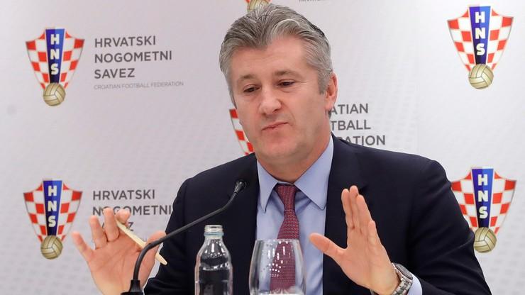 Suker ponownie szefem Chorwackiej Federacji Piłkarskiej