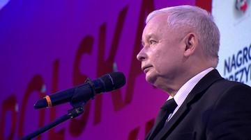 04-06-2017 15:51 Jarosław Kaczyński: przeciwko Europie prowadzona jest wojna