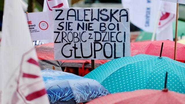 Zalewska: to jest najlepszy moment na reformę edukacji