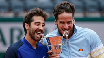 2016-06-04 French Open: Hiszpański debel Lopezów pokonał w finale Bryanów