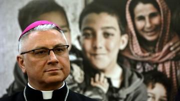 06-03-2017 13:29 Caritas: jedna trzecia chrześcijan w Aleppo korzysta z polskiej pomocy