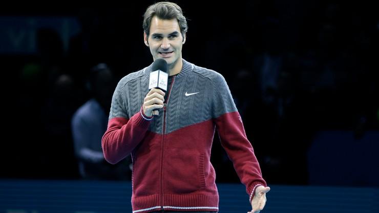 Kontuzja wykluczyła Federera z igrzysk. Nie zagra do końca sezonu
