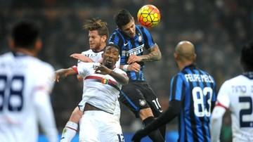 2015-12-05 Inter wygrał z Genoą i wrócił na tron