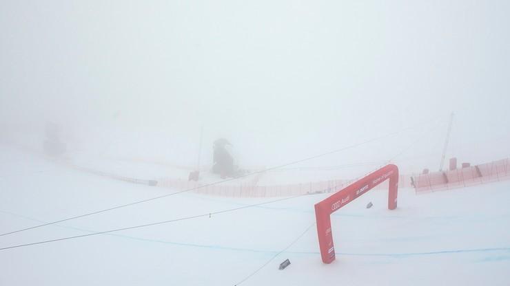 Alpejski PŚ: Wiatr storpedował supergigant w St. Moritz