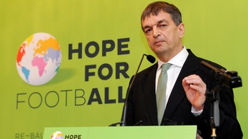 2015-10-23 Francuz wystartuje w wyborach na prezydenta FIFA