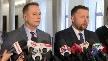 PO: sytuacja między prezydentem a Ziobrą przypomina utarczki chłopców z ferajny
