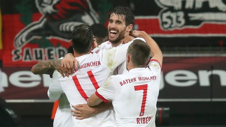 Bayern Monachium bez Lewandowskiego ograł Bayer Leverkusen