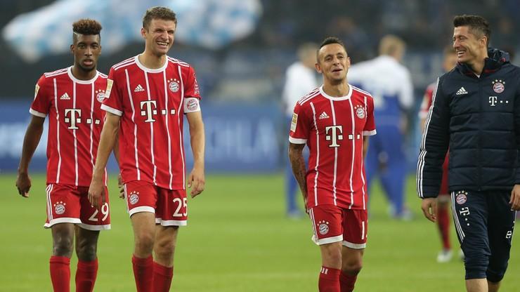 Bayern przetestuje się z Wolfsburgiem przed meczem z PSG