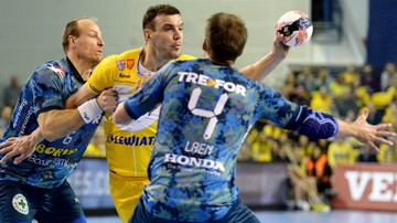 2015-11-22 LM piłkarzy ręcznych: Zwycięstwo Vive
