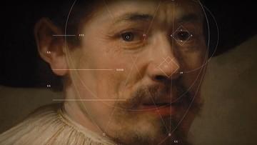 """11-04-2016 09:57 Powstał """"nowy"""" obraz Rembrandta"""