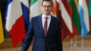 Spieszył się na opłatek z Prezesem - Morawiecki opuścił unijny szczyt przed czasem