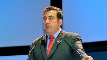 26-04-2016 18:55 Saakaszwili żąda przysłania do Odessy Gwardii Narodowej