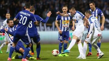 2017-07-20 Biliński: Musimy wreszcie strzelić Lechowi gola
