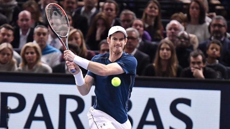 ATP Paryż: Pierwszy w karierze triumf Murraya w stolicy Francji