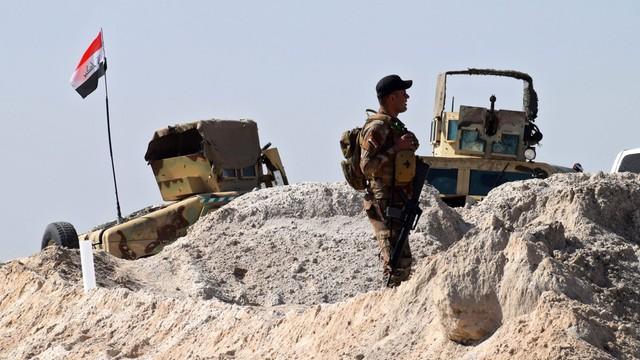 Irak: ruszyła ofensywa w celu odzyskania terenów kontrolowanych przez IS