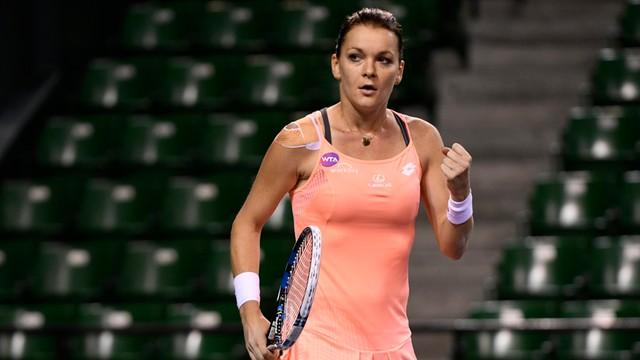 Turniej WTA w Tokio: Radwańska awansowała do ćwierćfinału