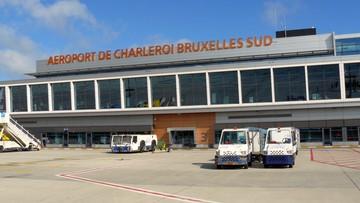 Utrudnienia na drugim co do wielkości lotnisku Bruksela-Charleroi