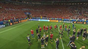 Piękne pożegnanie Walijczyków! Kibice nie opuścili drużyny (WIDEO)