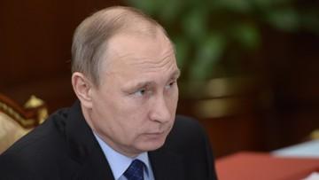 """30-12-2015 17:50 Putin postawił kropkę nad """"i"""". Wolny handel z Ukrainą będzie wstrzymany"""