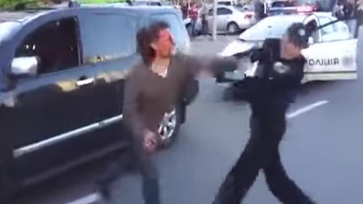 Medalista olimpijski bił się na ulicy z siedmioma policjantami! (WIDEO)