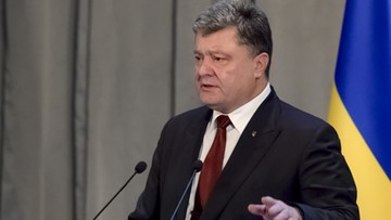 """16-02-2016 15:48 Prezydent Ukrainy apeluje o zmianę składu rządu. """"Potrzebna interwencja chirurgiczna"""""""