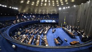 10-08-2016 07:55 Senat Brazylii rozpoczął kolejny etap impeachmentu prezydent
