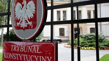 Nowy projekt PiS ws. Trybunału Konstytucyjnego