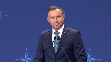05-08-2016 17:29 Oceń rok prezydentury Andrzeja Dudy