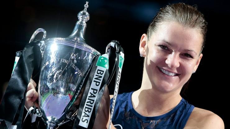 Agnieszka Radwańska wygrała turniej Masters!