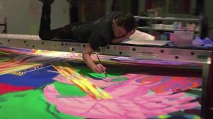 Jim Carrey został malarzem