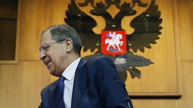 Ławrow: przedstawiliśmy USA plan przerwania ognia w Syrii