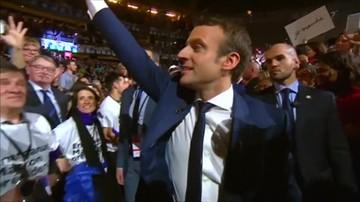 2017-04-23 Emmanuel Macron - sylwetka