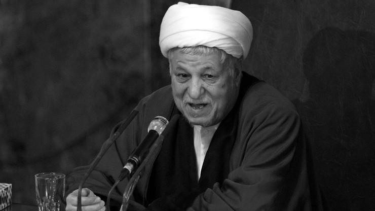 Nie żyje były prezydent Iranu