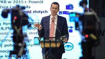 24-06-2016 12:21 Morawiecki: polski rynek zareagował na Brexit relatywnie łagodnie