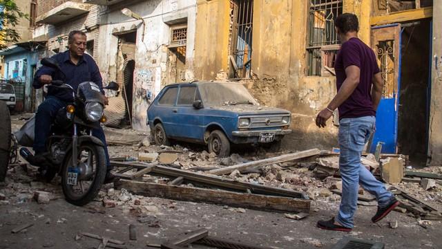 Państwo Islamskie bierze odpowiedzialność za zamach w Kairze