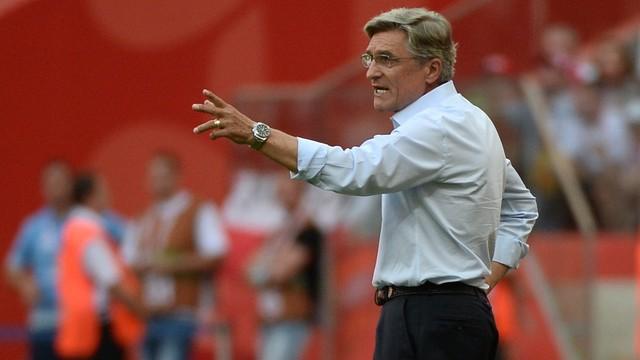 Trener Nawałka ogłosił skład na mecz z Grecją