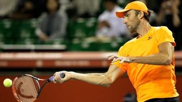 2016-10-21 ATP w Sztokholmie: Del Potro pokonał Karlovica w ćwierćfinale