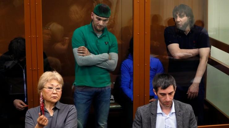 Rosja: dożywocie dla oskarżonego o zabójstwo Niemcowa