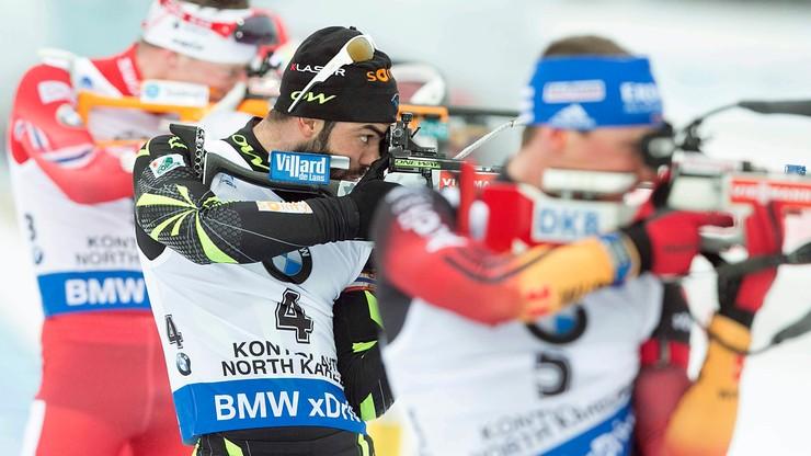 Fourcade biathlonowym mistrzem świata. Polacy daleko
