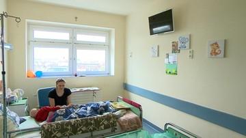 31-03-2017 17:24 Podarowali dzieciom telewizory. Szpital zdjął je i zamontował płatne