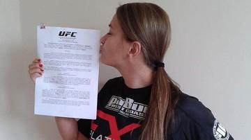 2015-09-21 Karolina Kowalkiewicz w UFC!