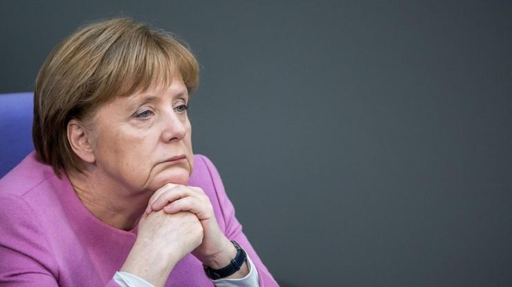 Merkel chce europejskiego rozwiązania problemu imigrantów w UE
